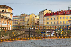 View of Saint Petersburg Stock Photography