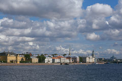 View in Saint Petersburg Royalty Free Stock Photography