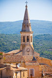 View of Saint Saturnin d Apt, Provence, France Royalty Free Stock Image