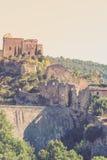 View of Saint Saturnin les Apt, Provence, France Stock Image