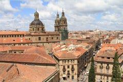 View Salamanca Stock Image