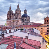 View of Salamanca Royalty Free Stock Photography