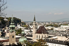 View of Salzburg Stock Images