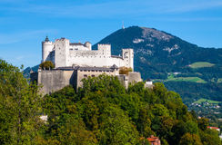 View of Salzburg. Austria. Stock Images