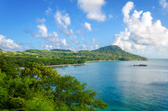 View of San Andres y Providencia Royalty Free Stock Photography
