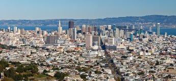 View on San Francisco Royalty Free Stock Photo