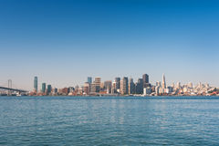 View of San-Francisco Stock Image
