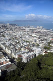 View of San Francisco stock photos