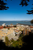 View of San Francisco Royalty Free Stock Photography