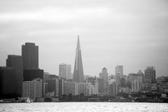 View of San Francisco buildings Stock Image