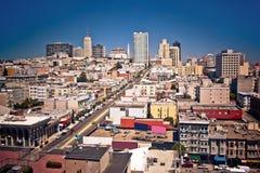 View of San Francisco, USA Stock Photos