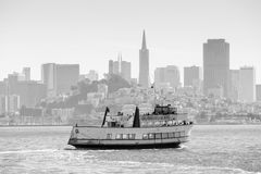 View of San Francisco Stock Images
