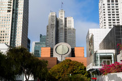 View in San Francisco Stock Photo