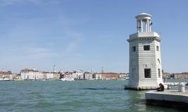 View from San Giorgio Maggiore Stock Photo