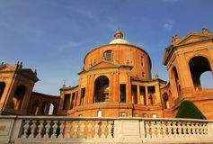 View of san luca - bologna Stock Photos