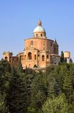 View of san luca - bologna Stock Image