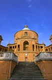 View of san luca - bologna Royalty Free Stock Images