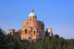 View of san luca - bologna Stock Photo