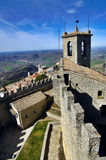 View of San Marino. Stock Photos