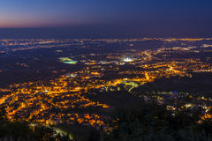 View on San Marino Royalty Free Stock Photos