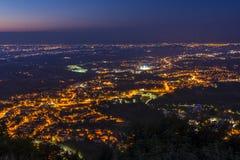 View on San Marino Royalty Free Stock Photos