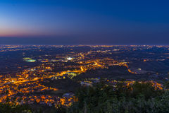 View on San Marino Royalty Free Stock Image
