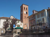 View of San Mauro Royalty Free Stock Image