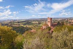 View of San Miniato, Pisa, Italy Stock Photos