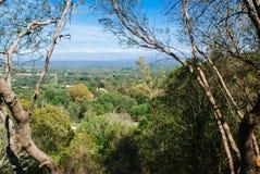 View of Santa Rosa de Calamuchita royalty free stock images
