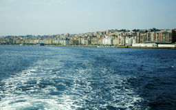 View of Santander Royalty Free Stock Image