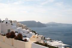 View of Santorini Island Royalty Free Stock Photos