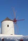 View of santorini Stock Image