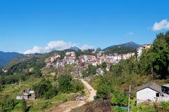 View of Sapa city. Vietnam Stock Images