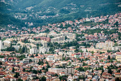 View in Sarajevo Royalty Free Stock Photography