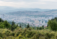 View in Sarajevo Royalty Free Stock Photo