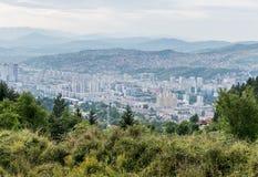View in Sarajevo Royalty Free Stock Photo