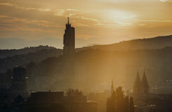 View of Sarajevo Royalty Free Stock Photography