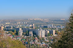 View of Saratov Royalty Free Stock Photography