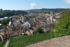 View at Schaffhausen Royalty Free Stock Photos