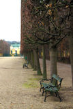 Schonbrunn Park Royalty Free Stock Photos