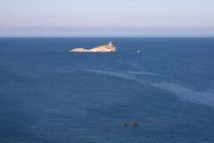 View On Scoglietto Di Portoferraio Island Stock Photo