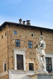 Historic center, Urbino Royalty Free Stock Photo