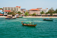 Sihanoukville Stock Photo