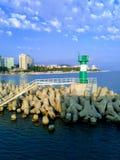 sea, stones stock photography