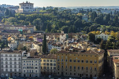 View of a section of Florence. Italy, Europe Stock Photos