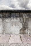 East-West Berlin Original Wall Section Stock Photography