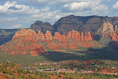 View on Sedona Stock Photos