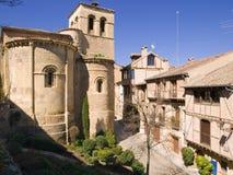 View of Segovia, Spain Stock Photos
