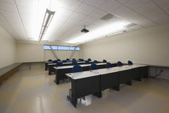 View Of Seminar Room Royalty Free Stock Photography