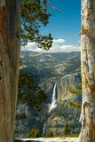View from Sentinel Dome Stock Photos